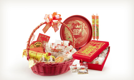 Wedding Gift Baskets Singapore : The Knot Shop Cake Ideas and Designs